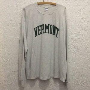 Vermont Long Sleeve Tee